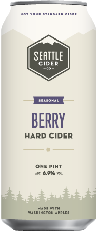 Seattle Cider Berry Cider